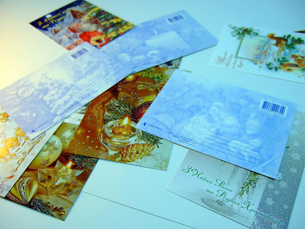 Как печатают открытки в типографии 41